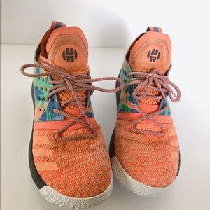 """Adidas Harden """"California Dreamin"""" Sneaker 6Y"""